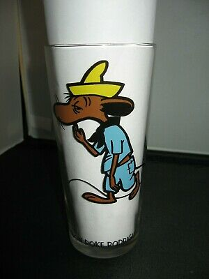 $ CDN97.16 • Buy Vintage 1973 Pepsi Looney Tunes Glass WB Slow Poke Rodriguez GREAT Condition
