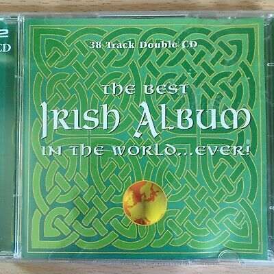 £3.59 • Buy The Best Irish Album In The World Ever - 1996 2CD Clannad Lizzy Pogues Dubliners