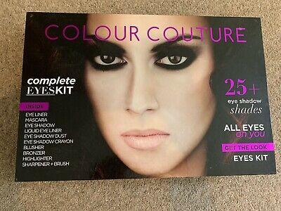 £5 • Buy Colour Couture Complete Eyes Kit