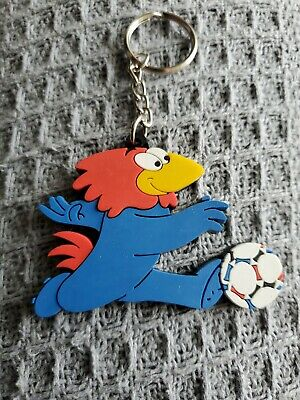 £3.50 • Buy 1998 Football World Cup Mascot Keyring Footix France 1998 Preowned Never Used