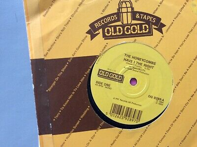 £2 • Buy The Honeycombs Have I The Right Vinyl Single