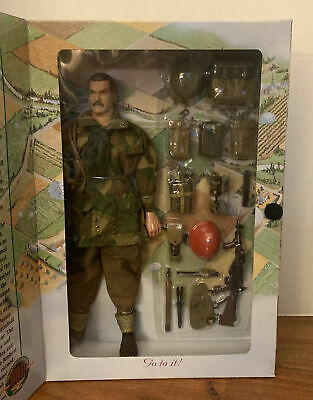 £28.81 • Buy 1999 The Ultimate Soldier British Paratrooper Red Devils WWII Series 1