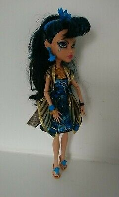 £27 • Buy Monster High Rare Gloom And Bloom Cleo De Nile Doll Target Exclusive 2014