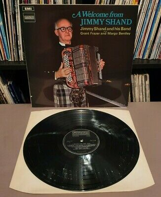 £0.99 • Buy JIMMY SHAND & HIS BAND A Welcome From Vinyl L.P **1970 UK** SZLP 2120 - EX/EX
