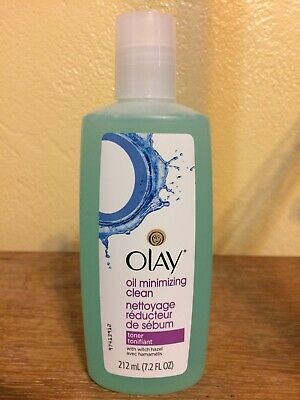 AU14.65 • Buy Olay Oil Minimizing Clean Toner Witch Hazel Skin Care Make-up Remover