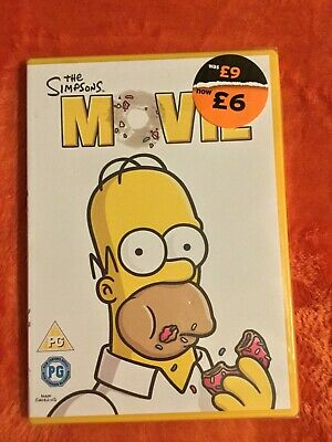 £2.49 • Buy The Simpsons Movie DVD (New And Sealed)
