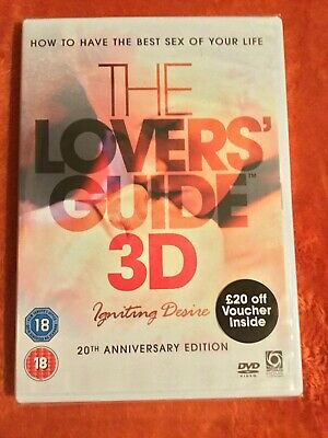 £3.39 • Buy The Lovers Guide 3D - Igniting Desire DVD (New And Sealed)