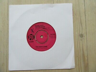 £3 • Buy HONEYCOMBS Have I The Right/Please Don't Pretend Again. Vinyl 45 Pye Misprint G+