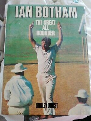 £1.50 • Buy Ian Botham The Great All Rounder By Dudley Doust Hardback Book