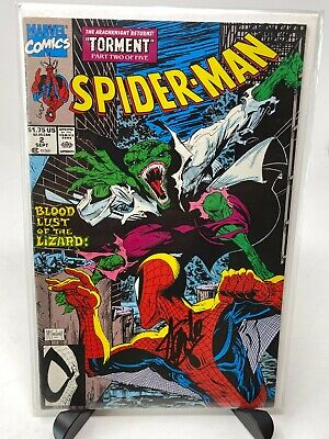 £26 • Buy Spiderman #2 (1990) By Todd McFarlane - Signed By Stan Lee (?) Read Listing
