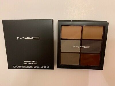 £24.75 • Buy Mac Pro Eye Palette The Dame By Recorded Post