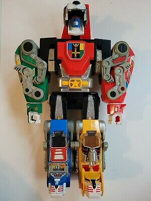 """£50.70 • Buy 1984 VOLTRON 14"""" 5 Lion Toy Action Figure Played Incomplete See Pictures"""