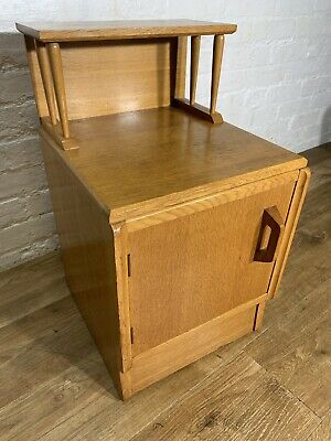 £165 • Buy Vintage Mid Century G Plan E Gomme Bedside Chest Cabinet . Delivery Available