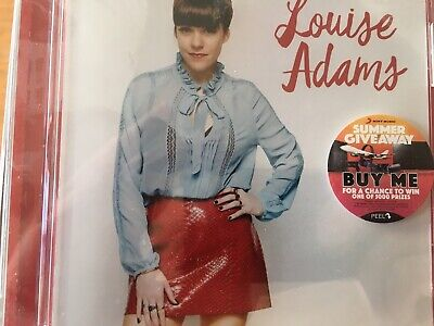 AU1.50 • Buy LOUISE ADAMS - S/T Self Titled CD 2015 Sony BRAND NEW!