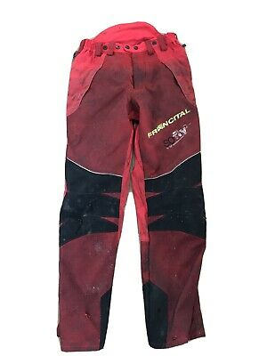 £45 • Buy Francital Chainsaw Trousers Type A