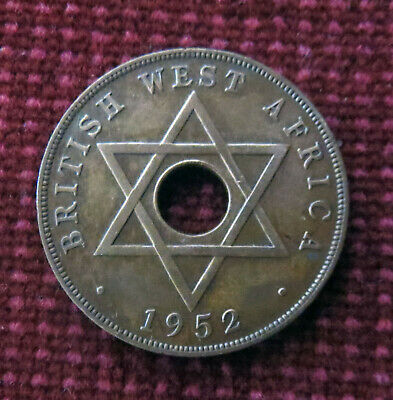 £2.76 • Buy British West Africa Coin 1 Penny 1952