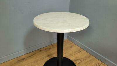 £40 • Buy Marble Style Laminate Outdoor Table Top 30mm Bistro 60cm X 60cm By SM