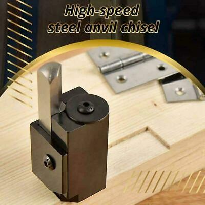 £5.38 • Buy Quick Cut Wood Carving Chisel Square Hinge Recesses Cutting Hand Mortising Y6Z4