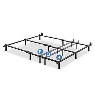 $ CDN155.56 • Buy Zinus Compack Adjustable 7 Inch Heavy Duty Bed Frame, For Box (Full/Queen/King)