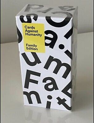 AU32.99 • Buy Cards Against Humanity: Family Edition