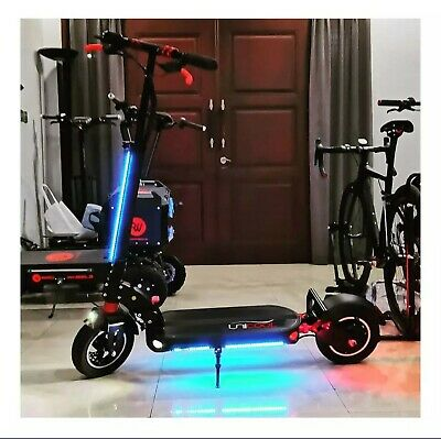 £850 • Buy T10 (Zero 10). 52v 1000w, 32mph, 18Ah Electric Scooter, Not Kugoo, Ninebot, M365