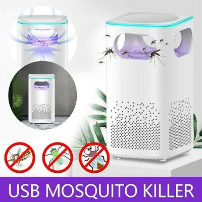 £9.49 • Buy Electric UV-Light Mosquito Fly-Bug Killer Insect Grill Zapper Trap Catcher Lamp