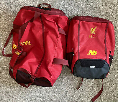 £22 • Buy Liverpool FC Backpack And Duffle Bag - Used