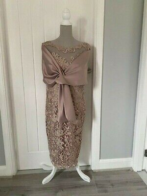£199 • Buy Veni Infantino By Ronald Joyce Mother Of The Bride Size 16 991211