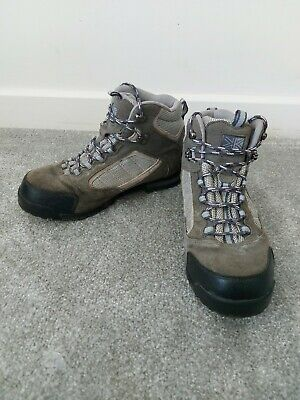 £17.50 • Buy Women's Karrimor Grey Suede Walking Hiking Boots Size UK 6 Excellent Condition