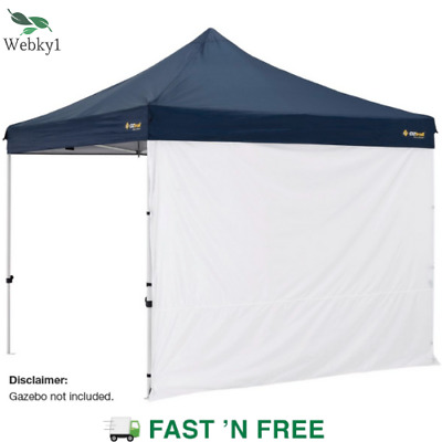 AU62.83 • Buy 1 X Gazebo Side Panel OZtrail 3 M, Solid Wall Deluxe Outdoor Tent Accessories