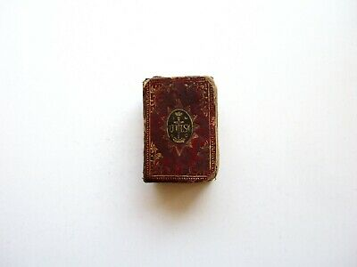 £51 • Buy 1780 E.newbery-miniature Bible Book- Concise History Of The Old & New Testaments