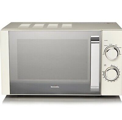 £64.99 • Buy Breville Manual Microwave - Cream Oven