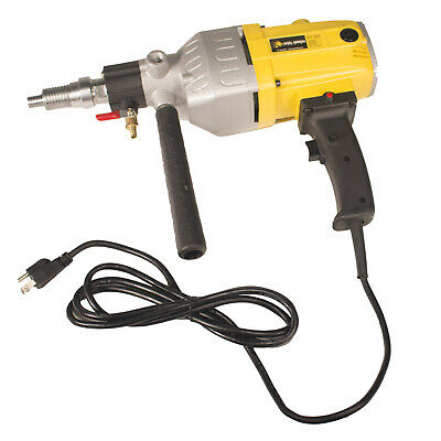 £127.62 • Buy Steel Dragon Tools® 4  85D Wet & Dry Hand Held Core Drill Rig For Diamond Bits