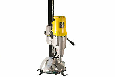 £330.41 • Buy Steel Dragon Tools® 8  185 Wet Dry Core Drill Rig And Stand For Diamond Concrete