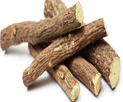 £5.95 • Buy Mulethi ( Liquorice, Sweetwood, Licorice ) Root 100% Pure & Natural Indian Herb*