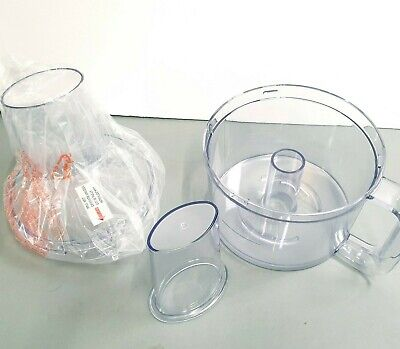 £23.99 • Buy SPARE PARTS REPLACEMENT BOWL LID & PUSHER PART For KENWOOD FOOD PROCESSOR FP108