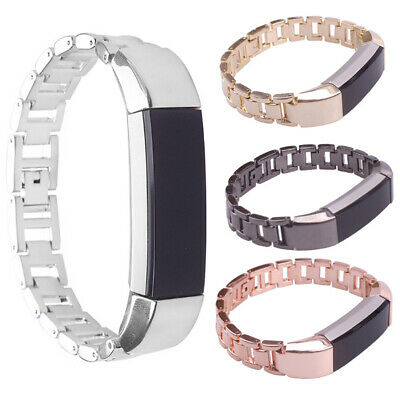 AU18.09 • Buy Stainless Steel Smart Watch Band Strap Bracelet For Fitbit Alta / Fitbit Alta HR