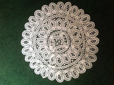 £12.80 • Buy Set Of 12 Table Mats 14  Lace