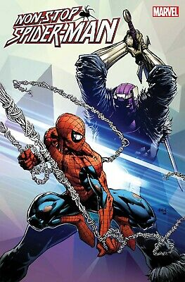 £3.80 • Buy Non-stop Spider-man #4 Cover A - Marvel - Released 07/07/21