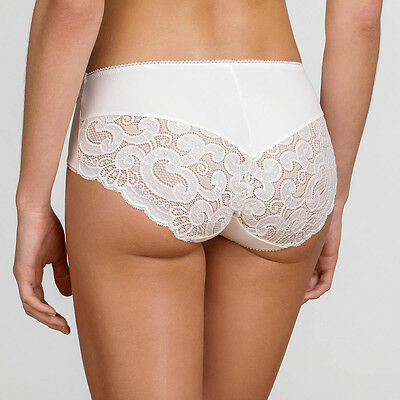 £9.99 • Buy PLAYTEX Invisible Elegance Midi BRIEFS Knickers Panties CREAM Ivory Lace | Small