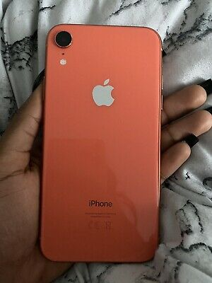 £485 • Buy Apple IPhone XR - 128GB - Coral (Unlocked) A2105 (GSM)