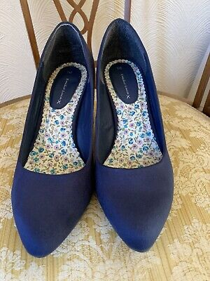 £5 • Buy Ladies Shoes Emilio Luca Size 7 Worn Once