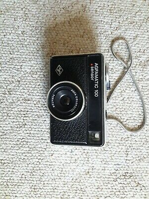 £12 • Buy Agfamatic 100 Sensor Camera Very Good Condition Come With Case
