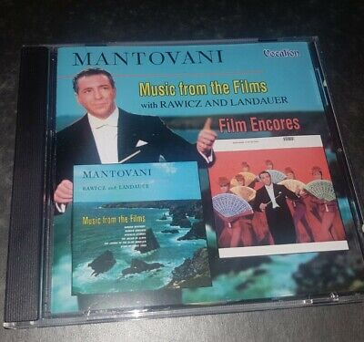 £3.49 • Buy Mantovani - Music From The Films - Cd - Vocalion