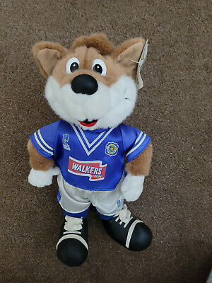 £40 • Buy Vintage Filbert Fox Mascot Toy Leicester City Football Club Walkers With Tag