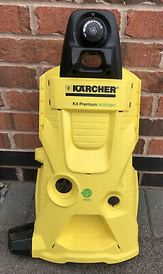 £33 • Buy Karcher K4 Ecologic Front With Mixing Regulator And Pipes + Switch Top