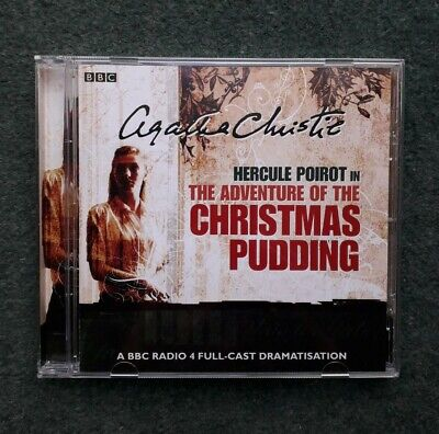 £4.99 • Buy The Adventure Of Christmas Pudding By Agatha Christie (Audio CD) Hercule Poirot