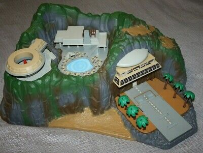 £44.99 • Buy Thunderbirds - Vintage Matchbox Tracy Island + Vehicles - Loose And Complete