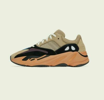 $ CDN442.57 • Buy Adidas Yeezy Boost 700-Enflame Amber-UK Size 7-Brand New With Box-100% Authentic