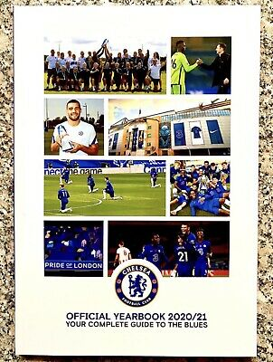 £4.99 • Buy Chelsea Fc Official Year Book 2020/2021 Year Book In Mint Condition
